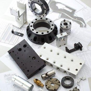 Precise mechanical parts